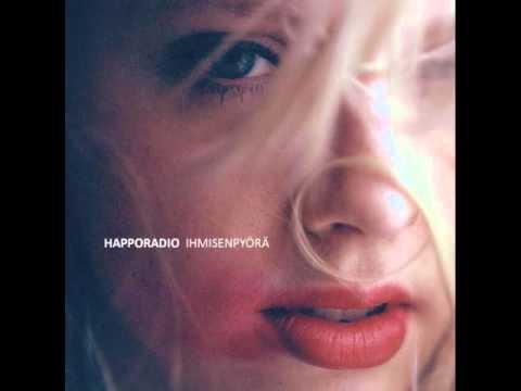happoradio-ihmisenpyora-alkuperainen-sanat-henqura