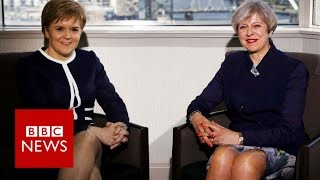 Daily Mail's 'Legs-It' Brexit Controversy - BBC News