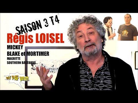 Vidéo de Régis Loisel
