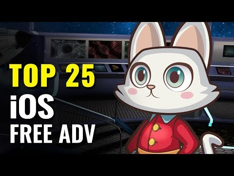Top 25 Free iOS Adventure Games of All Time