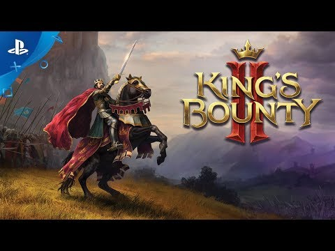 King's Bounty 2 - Announce Trailer | PS4