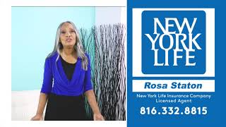 HAPPY MOTHER'S DAY FROM ROSA STATON - NEW YORK LFE INSURANCES