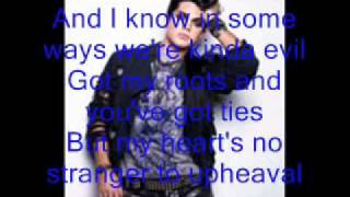 Adam Lambert-Music Again With 5 Lyrics HQ