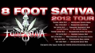 8 Foot Sativa - Hate Made Me (Live Altitude, Hamilton, 19th Oct 2012) (Audio Only)