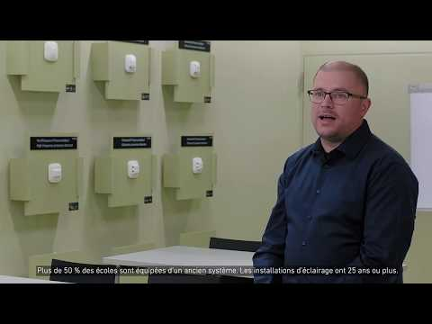 Interview avec Stefan Muth, chef de produit de la technologie des détecteurs chez STEINEL