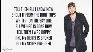 Impossible - James Arthur (Lyrics) 🎵