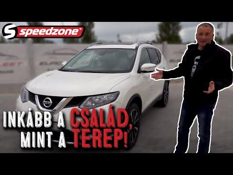 Speedzone használtteszt: Nissan X-trail: Inkább a család, mint a terep!