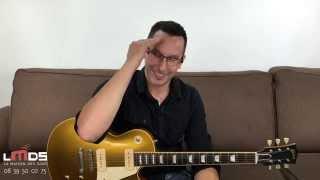 Comment jouer le générique de K2000 à la guitare.