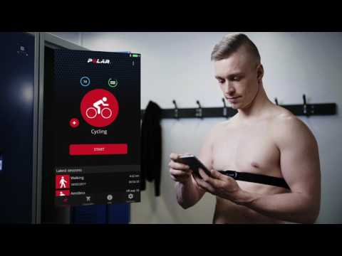 Polar H10 | Training with built-in memory and Polar Beat