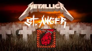 Metallica - St Anger (Master of Puppets Version) Remake / Cover