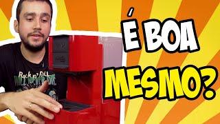 POP Tres - Máquina e Cafeteira de café expresso 3 Corações