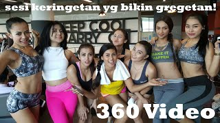 Sesi Keringetan Miss POPULAR yang Bikin Gregetan | 360 Video