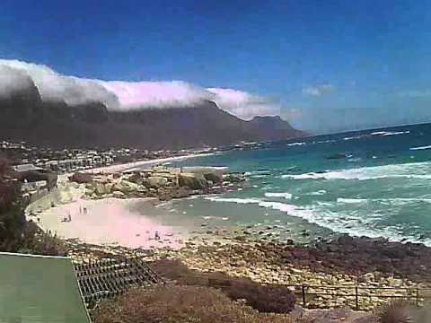 Timelapse Video – Glen Beach & Camps Bay – 30/10/2010