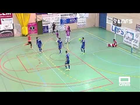 Manzanares Quesos El Hidalgo - FS Talavera Jornada 7 Grupo C Segunda División Temp 20 21