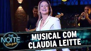 The Noite (18/05/16) - Musical com Claudia Leitte