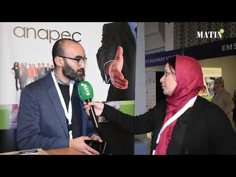 Video : HR Summit 2019: Déclaration de Hicham Hazim, représentant de l'Anapec à l'AGEF