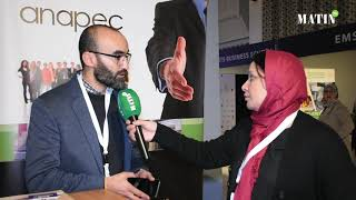 HR Summit 2019: Déclaration de Hicham Hazim, représentant de l'Anapec à l'AGEF