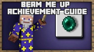 Minecraft - Beam Me Up