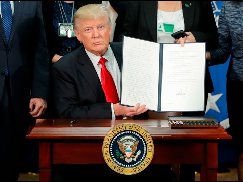 Silicon Valley reacts to Trump's immigration ban