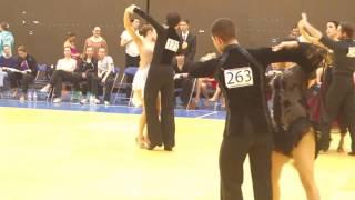 Irish Dancesport Gala 2017 Syllabus Paso Doble Final