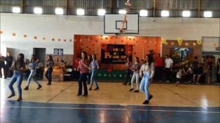 Apresentação do 1º C - Vem, vem (PPA) Festa da Primavera 2016 Colégio Claudino