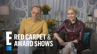 "Emilia Clarke Reveals If ""Solo"" Cast Asked for ""GoT"" Spoilers 