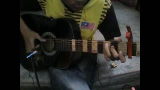 Mungkin Saja JANNA NICK   Fingerstyle cover by Faiz fezz