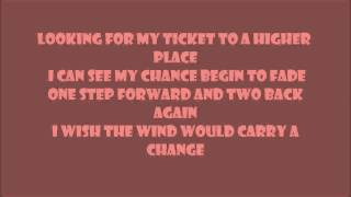 Christina Perri - Burning Gold - Lyrics Video