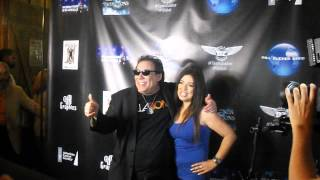 Dominique and Bill Zucker from Beverly Hills Pawn on the Red Carpet
