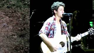 NIck Jonas- Introducing Me Bristow, VA 8.12.10