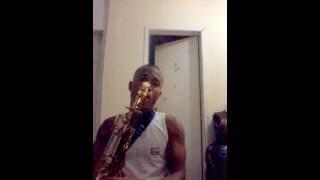 Like i'm gonna lose you/meghan trainor- Cover saxophone