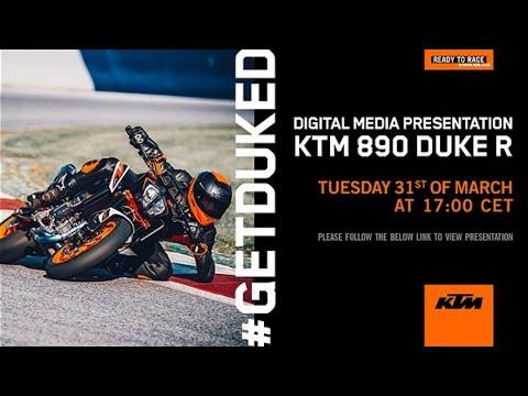 Motosx1000: Presentación KTM 890 DUKE R