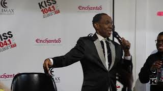Freddie Jackson Dancing to Ball Greezy- Nice & Slow