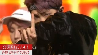 [MR Removed] 170223 BTS (방탄소년단) - Not Today @M! Countdown