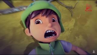 BoBoiBoy & Fang vs Hantu Pokok (Eng Sub) HD