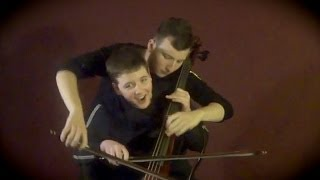 Emil and Dariel - 'Every Teardrop Is a Waterfall' on 1CELLO