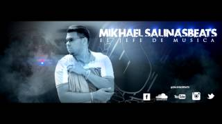 *Que Paso* Pista De Reggaeton Urbana 2016 (Prod. Salinasbeats)