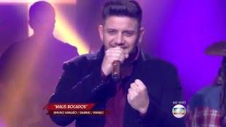Renan Ribeiro canta 'Maus Bocados' no The Voice Brasil - Shows ao Vivo | 4ª Temporada