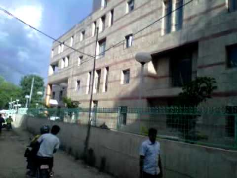 Bir Hospital Trauma Building, Kathmandu, Nepal