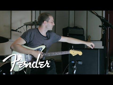 Joff Oddie of Wolf Alice Creates His Preset | Mustang™ GT Amp Series | Fender