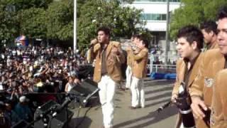 Banda MS - Sin Evidencia @ Fiesta Broadway 2010