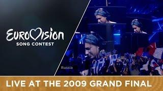 Anastasia Prikhodko - Mamo (Russia) Live 2009 Eurovision Song Contest