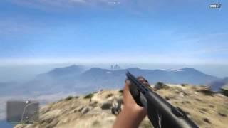 GTA V Music with gun sound (Martin Garrix - Animals)