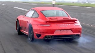 850HP Porsche 991 Turbo S PP-Performance 0-285 km/h