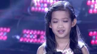 The Voice Kids Thailand - พี กฤตติกา - ด่วนพิศวาส - 1 Mar   2014