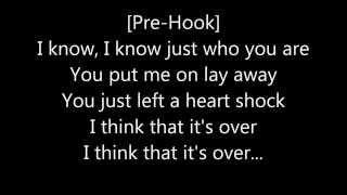 Chris Brown - X - Lyrics On Screen width=