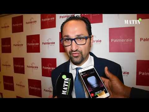 """Video : Le Groupe Palmeraie Développement lance sa marque """"Palmeraie Immobilier"""""""