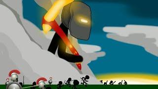 GRIFFON VS FINAL BOSS! (INSANE) stick war: legacy