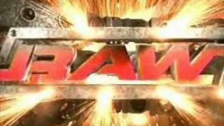 WWE Raw Theme Song 2010 '-Burn It To The Ground'