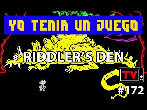 Yo Tenía Un Juego TV #172 - Riddler's Den (ZX Spectrum)